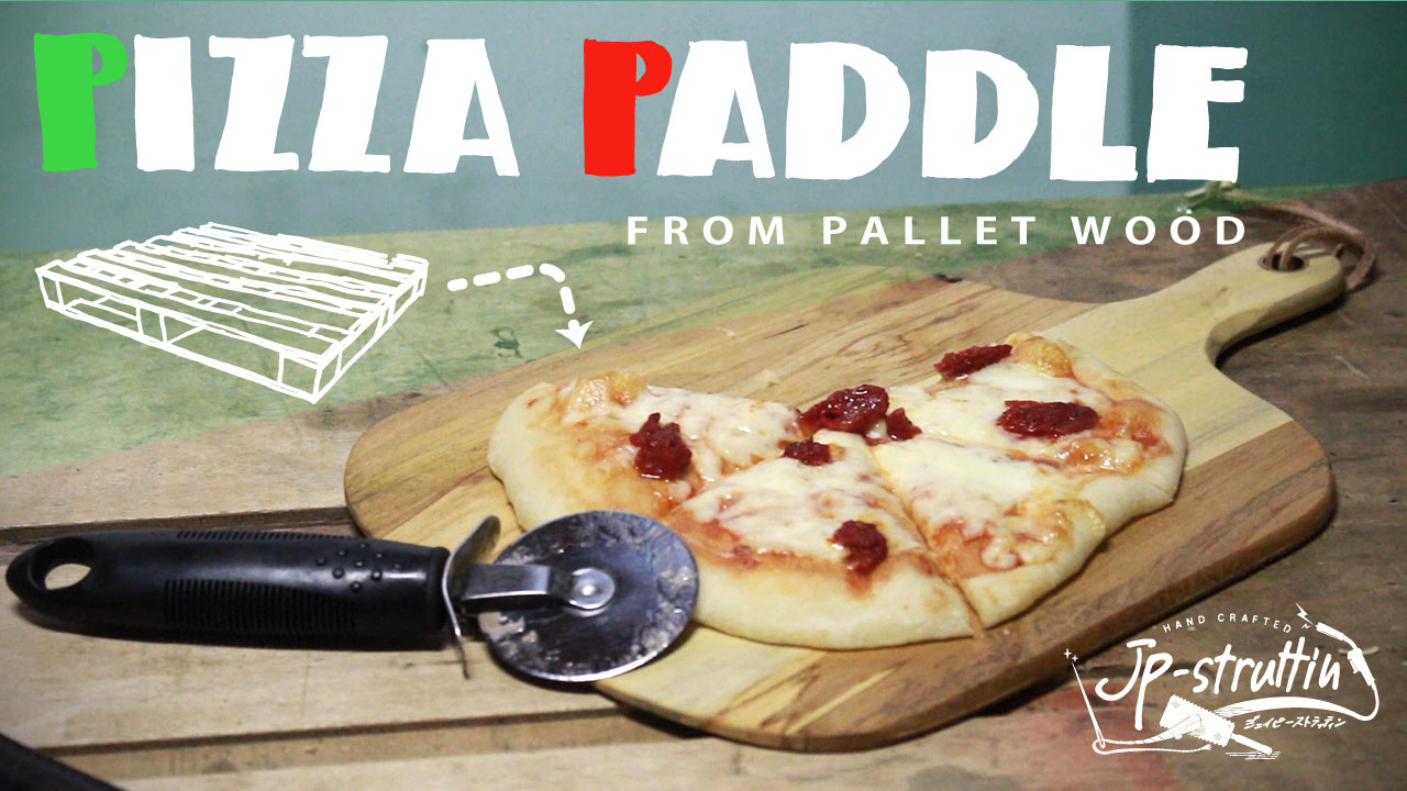 PIZZA PADDLEサムネイル